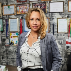 Попова Виктория Геннадьевна